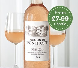 Moulin de Pontfract Rose
