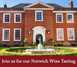 The Wine Club in Norwich