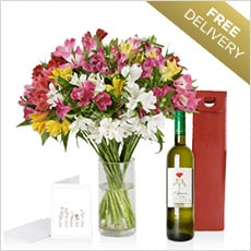 Pretty in Pinot - Free delivery