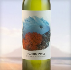 The white that's making waves