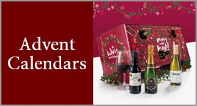 Christmas Advent Calendars - Wines and Spirits