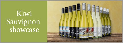 Gold-medal Kiwi Sauvignon showcase