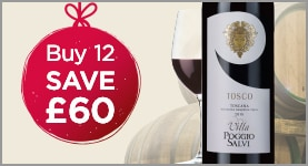Tosco Rosso 2018 - Buy 12 SAVE £60