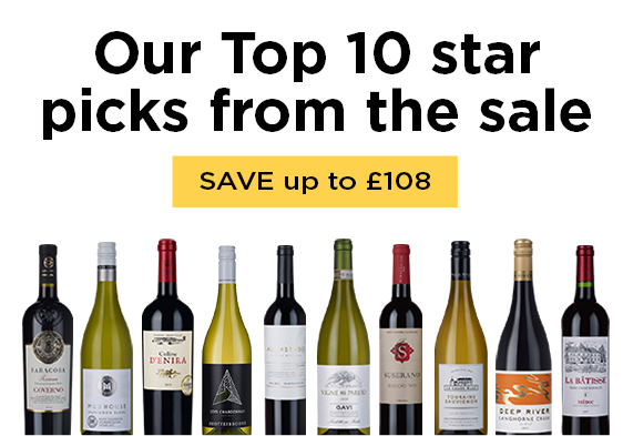 Our Top 10 star picks from the sale. SAVE up to £108