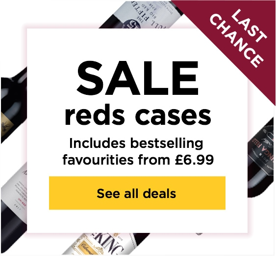 SALE reds cases includes bestselling favourites from £6.99