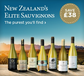 New Zealand's Elite Sauvignons - The purest you'll find - SAVE £38
