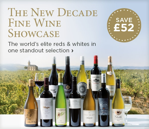 The New Decade Fine Wine Showcase - The world's elite reds & whites in one standout selection - SAVE £52