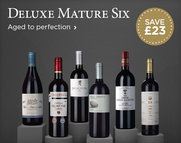 Deluxe Mature Six - Aged to perfection - SAVE £23