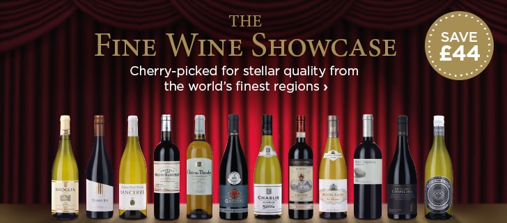 Summer Fine Wine Showcase - Cherry-picked for stellar quality from                  the world's finest regions - SAVE £44