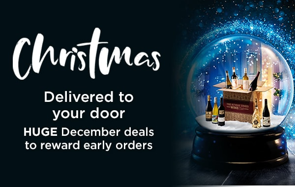 Christmas deliverd to your door - Huge december deals to reward early orders