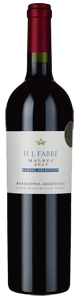 HJ Fabre Barrel Selection Patagonia Malbec 2017