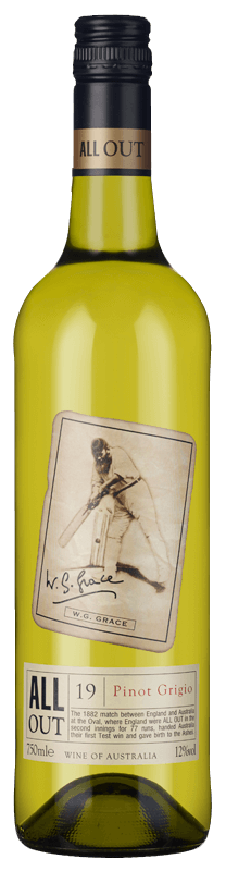 Berton All Out Pinot Grigio 2019