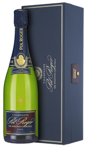 Champagne Pol Roger Cuvée Sir Winston Churchill Brut (in gift box) 2009