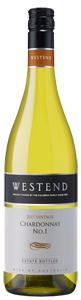 Westend Estate No.1 Chardonnay 2015