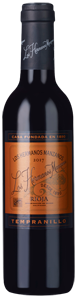 Los Hermanos Manzanos Oak Aged Rioja (half bottle) 2017