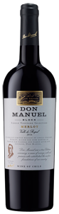 Los Rosales Don Manuel Block Single Vineyard Selection Merlot 2016