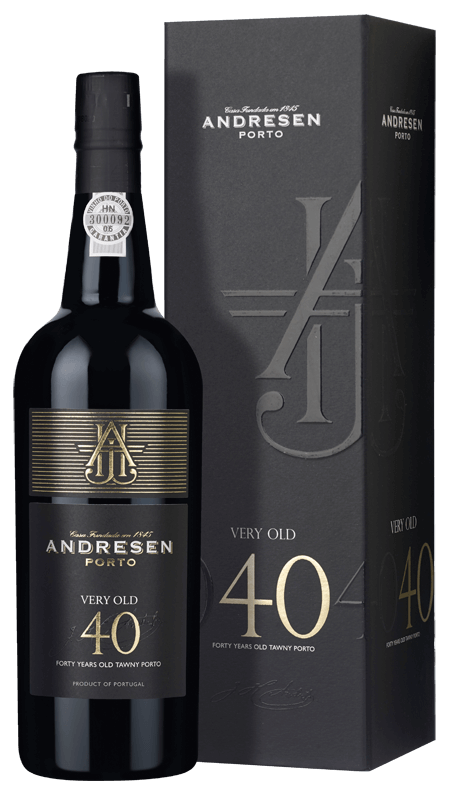 Andresen 40-year-old Tawny Port NV