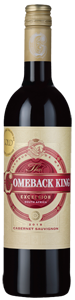 The Comeback King Cabernet Sauvignon 2018