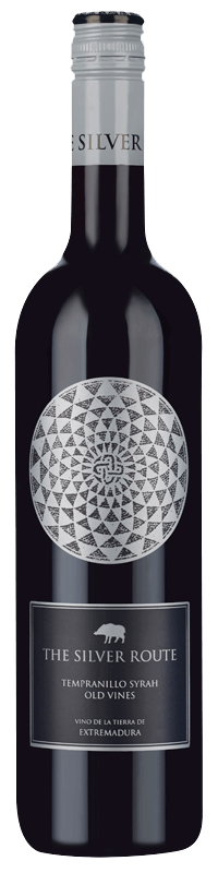 The Silver Route Old Vine Tempranillo Syrah 2019