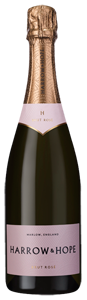Harrow & Hope Brut Rosé 2015
