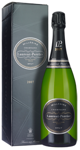 Champagne Laurent-Perrier Millésimé (in gift box) 2007