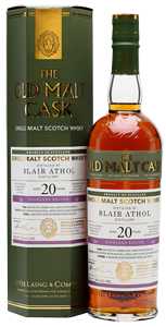 Old Malt Cask Blair Athol 20-year-old Sherry Cask (70cl)