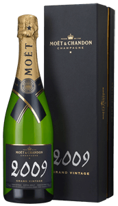 Champagne Moët & Chandon Grand Vintage (in gift box) 2009