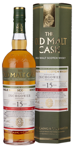 The Old Malt Cask Inchgower 15-year-old Single Malt Scotch Whisky (70cl)
