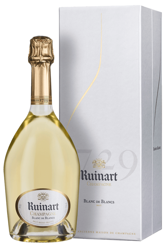 Champagne Ruinart Blanc de Blancs (in gift box) NV