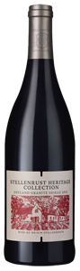 Stellenrust Heritage Collection Shiraz 2018
