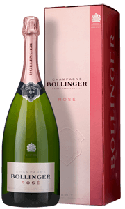 Champagne Bollinger Rosé Magnum (in gift box)