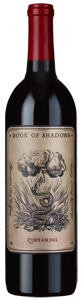 Book of Shadows Zinfandel 2016