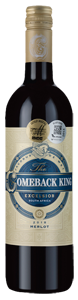 The Comeback King Merlot 2018