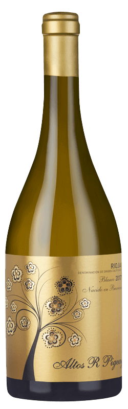 Altos R Pigeage Blanco 2017