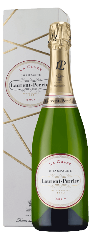 Champagne Laurent-Perrier La Cuvée (in gift box) NV