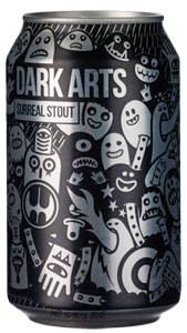 Magic Rock Brewing Dark Arts Stout (33cl can)