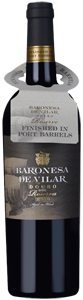 Baronesa de Vilar Port Finish 2016