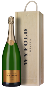 Wyfold Vineyard Brut 50th Anniversary (magnum) 2013