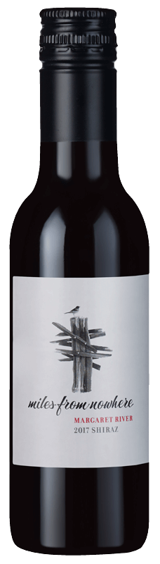 Miles From Nowhere Shiraz (187ml) 2017