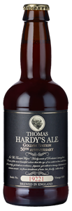 Thomas Hardy's Ale Golden Edition 50th Anniversary (33cl bottle) 2018
