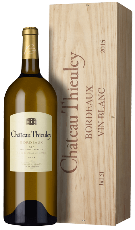Château Thieuley (magnum) 2015