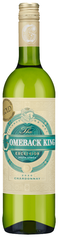 The Comeback King Chardonnay 2020