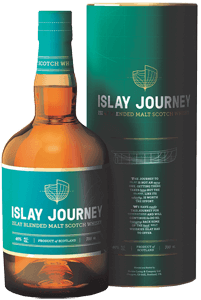 Islay Journey Blended Malt Scotch Whisky (in gift tube) (70cl) NV
