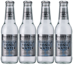 Fever-Tree Refreshingly Light Tonic Water (4x20cl)