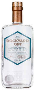 Copper Rivet Dockyard Gin (50cl)