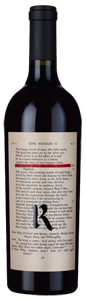 Realm Cellars The Bard Proprietary Red 2016