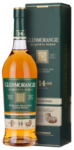 Glenmorangie Quinta Ruban 14-year-old (70cl in gift box)
