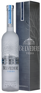 Belvedere Pure (70cl in gift box)