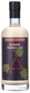 That Boutique-y Gin Company Rhubarb Triangle Gin (70cl)