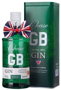 Chase GB Gin (70cl) (in tin box) 2018